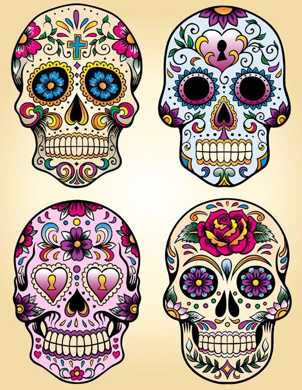 600x774 64 Best Sugar Skull Designs Images On Sugar Skulls
