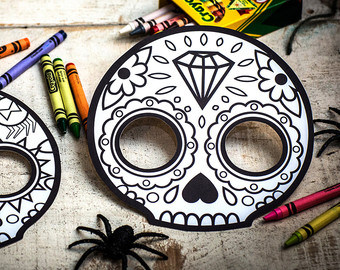 340x270 Day Of The Dead Etsy