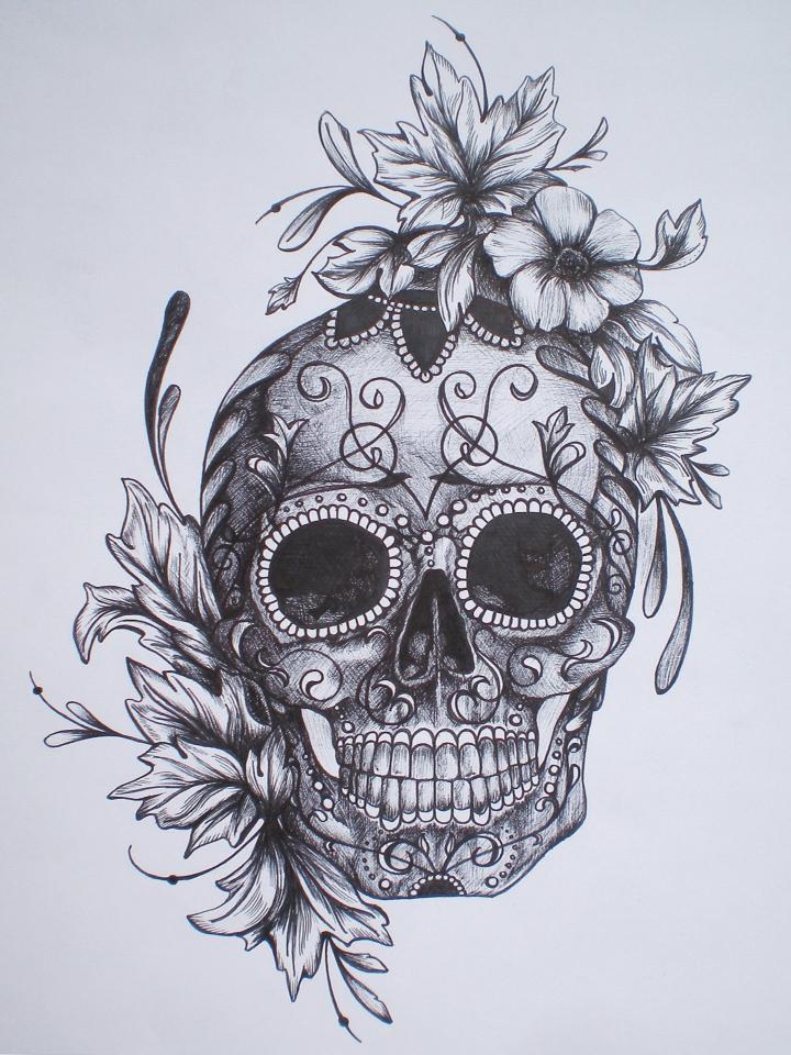 720x960 Dia De Los Muertos Tattoo Designs Tattoo, Tatting