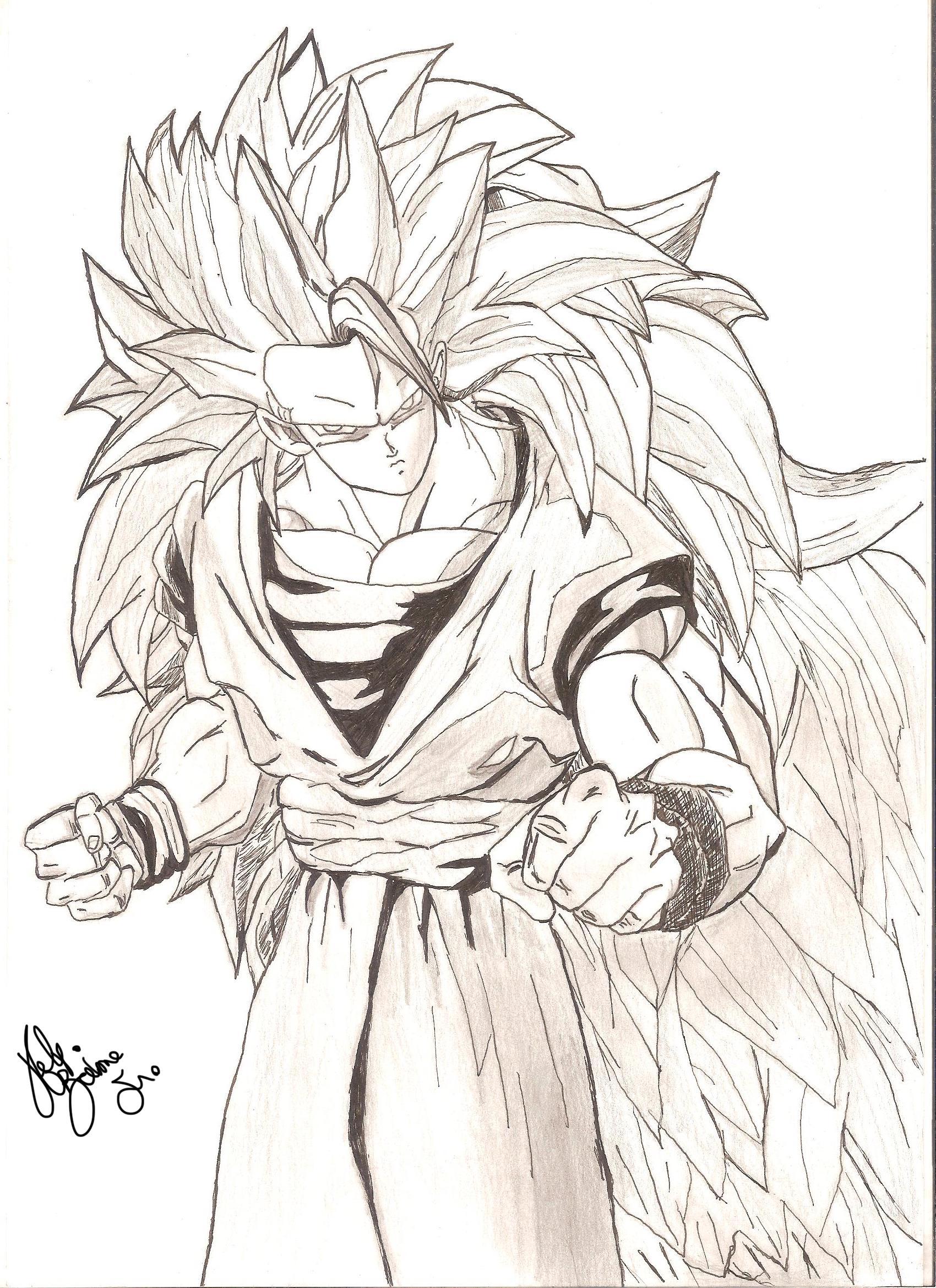 1700x2338 Goku