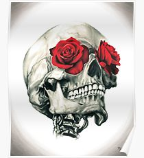 210x230 Dead Rose Drawing Posters Redbubble