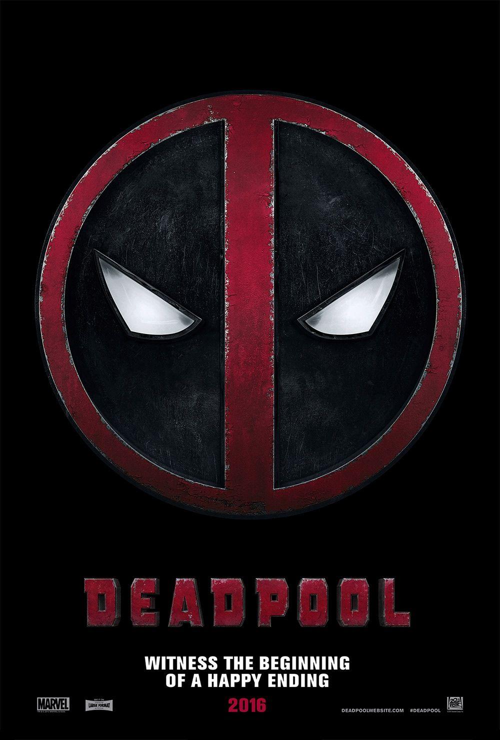 1000x1480 Deadpool Logo Movie Poster Photoshop Tutorial