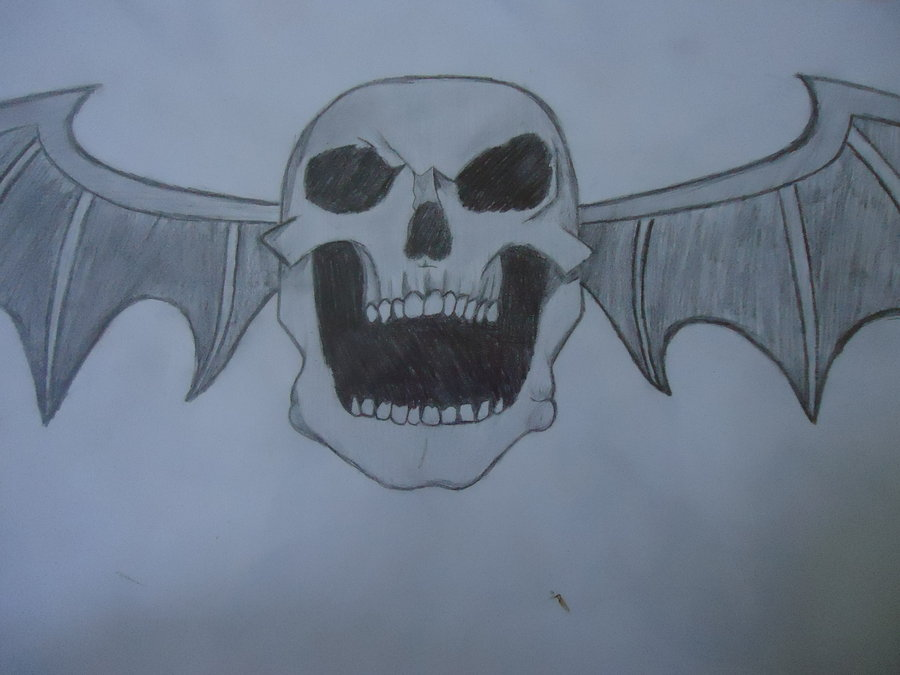 900x675 Deathbat Drawing By Morgiepoo6419