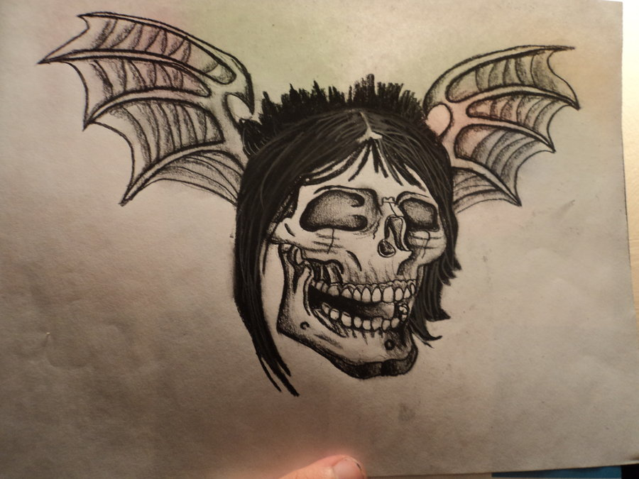 900x675 My Rev Deathbat Drawing By The Bomb Dot Com