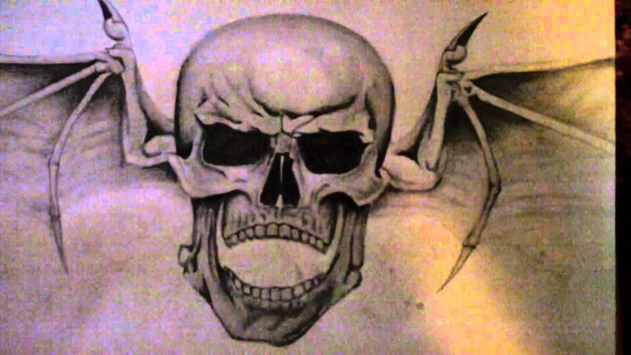 1280x720 Deathbat Drawing Fosho