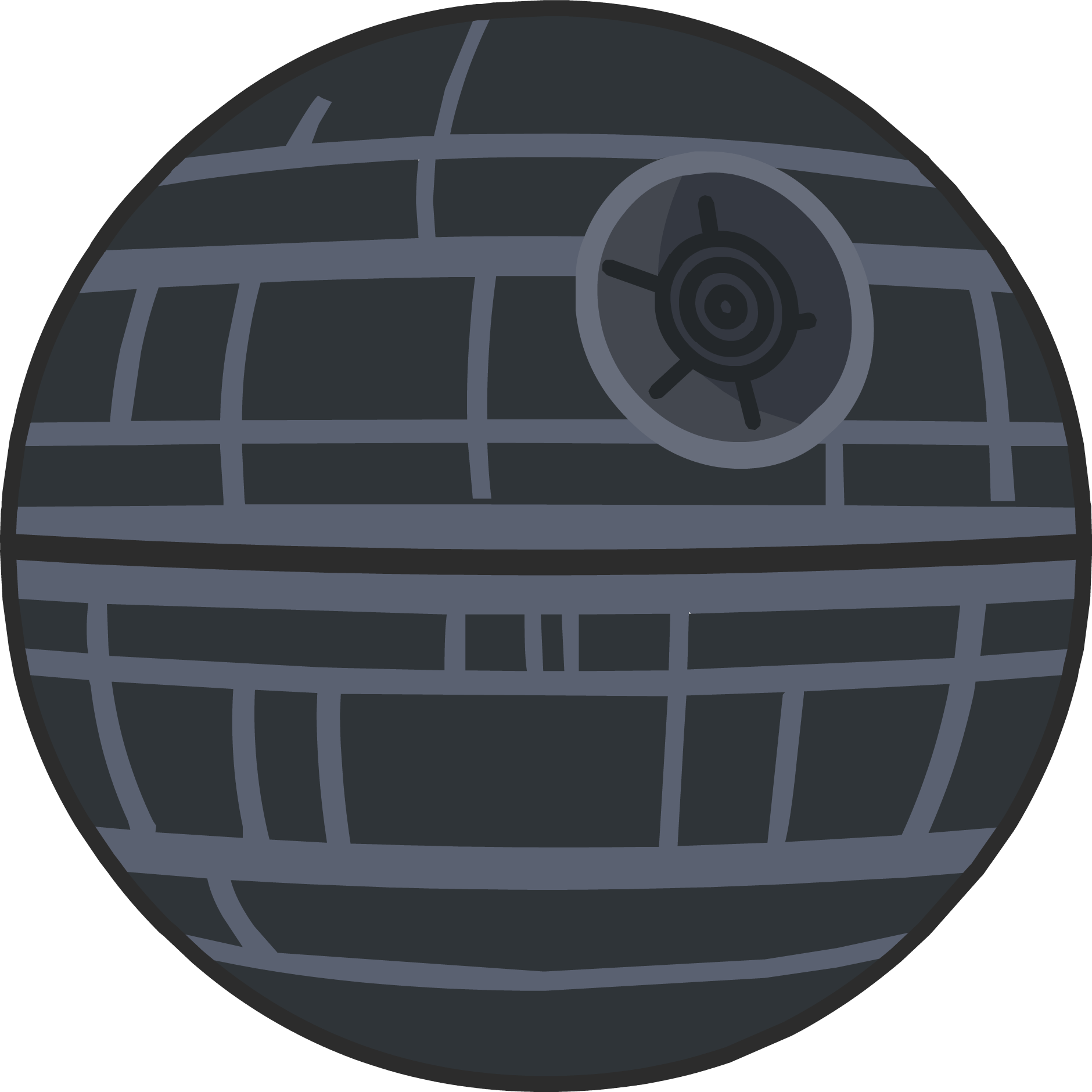 1880x1880 Death Star Death Star, Outlines And Death
