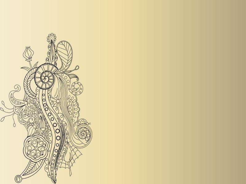 800x600 Drawing Black Decorative Backgrounds Presnetation