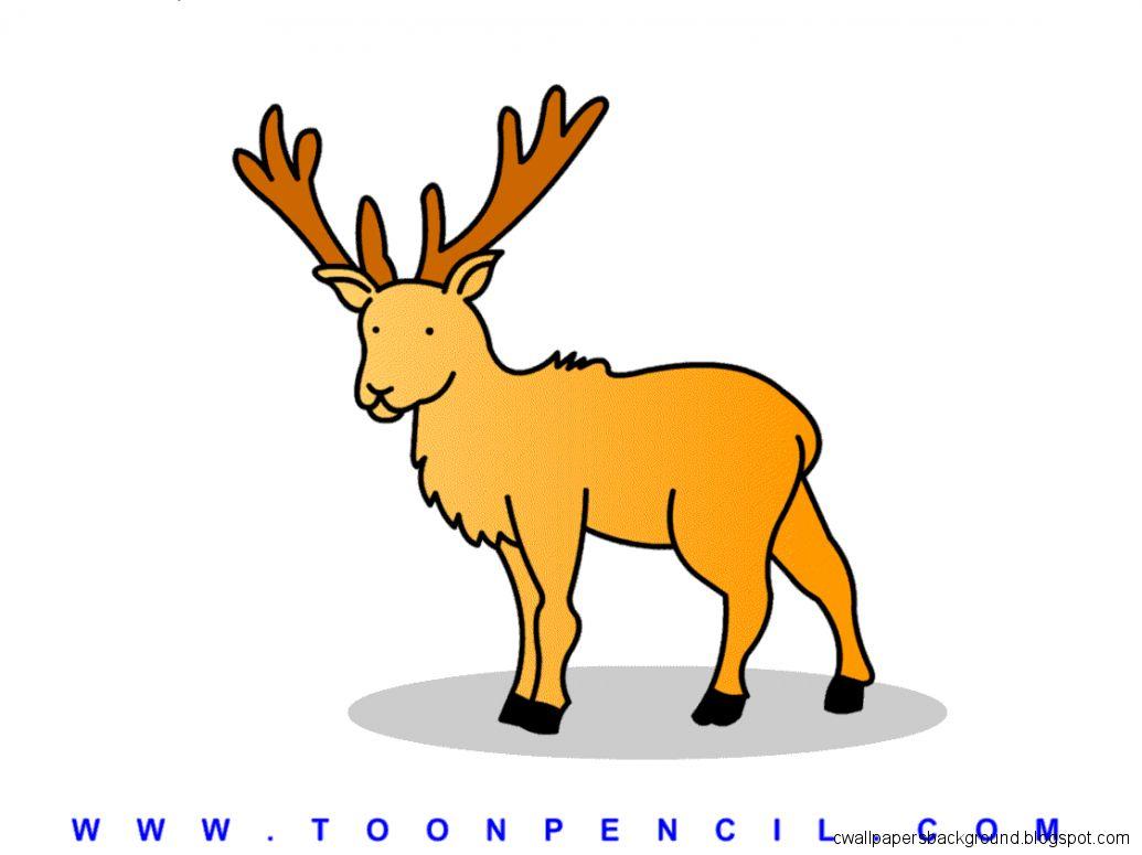 baby deer drawing for kids