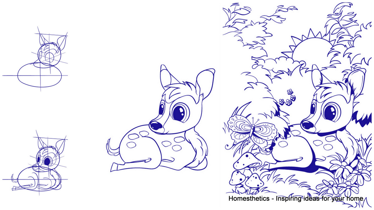 1200x675 Learn How To Draw A Deer