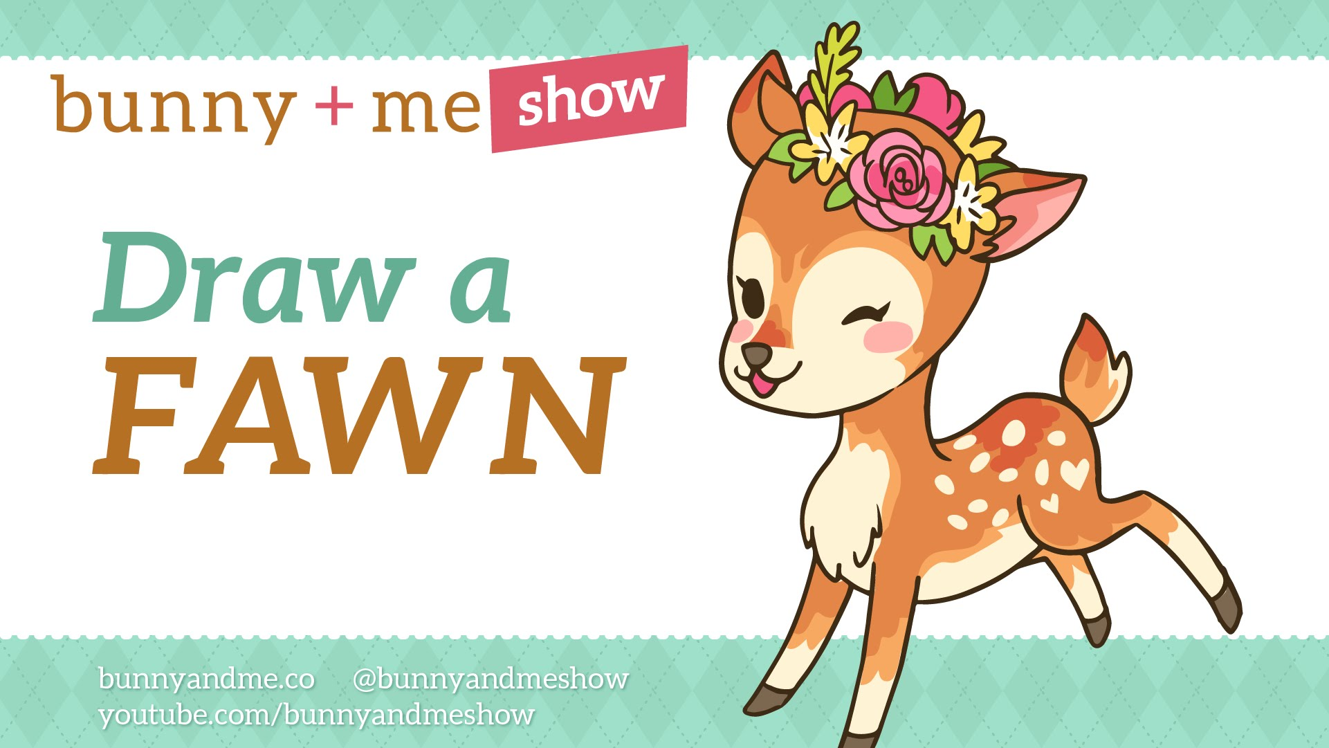 1921x1081 How To Draw A Fawn