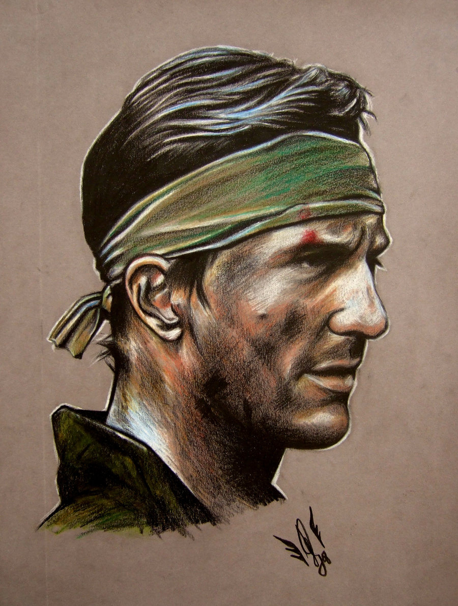 900x1191 Robert De Niro As Michael In The Deer Hunter By Sweet Chile