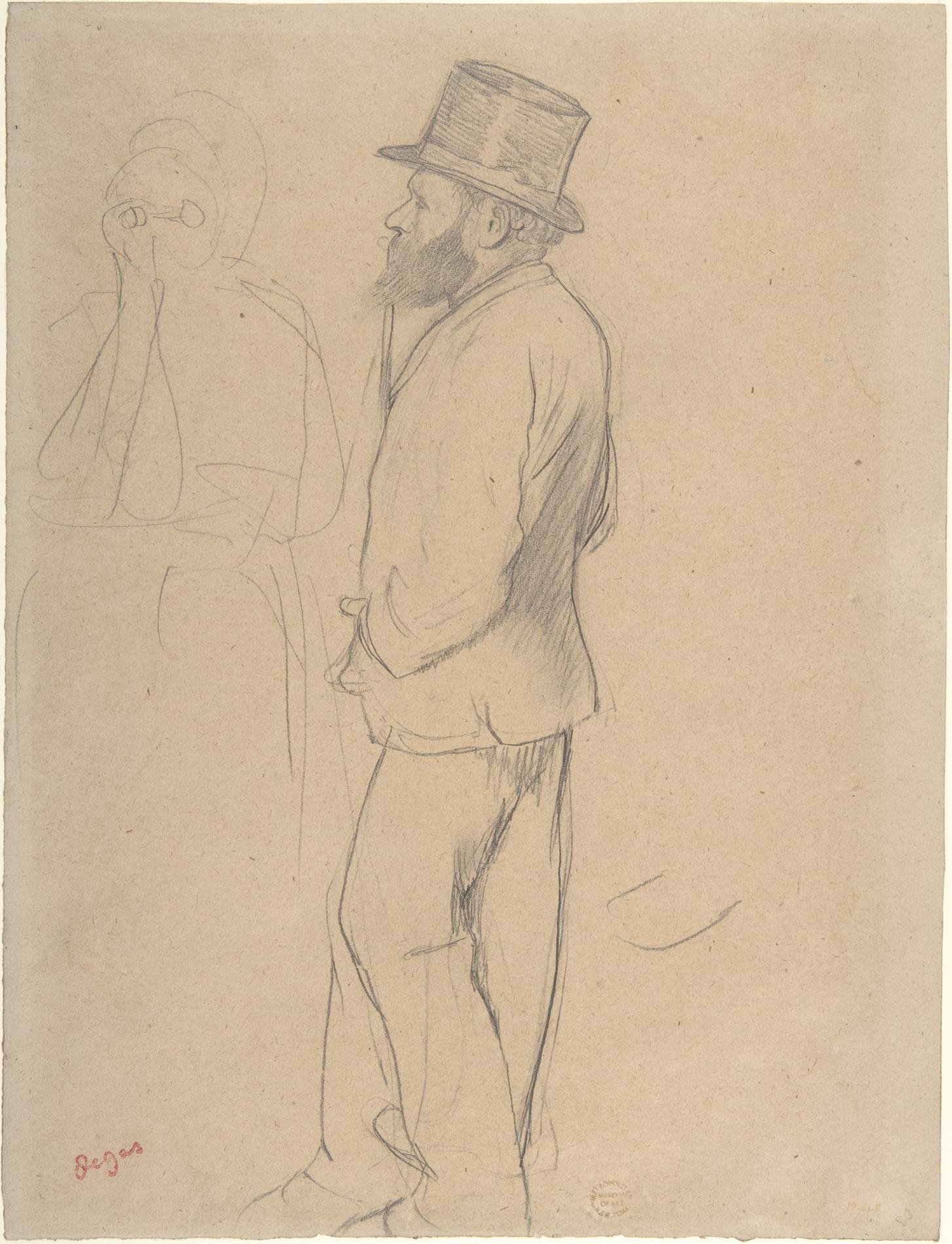 1454x1900 Epph Degas' Edouard Manet
