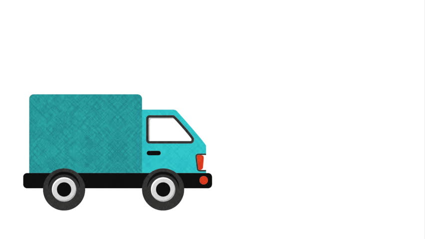 Delivery Truck Drawing at GetDrawings.com | Free for personal use ...