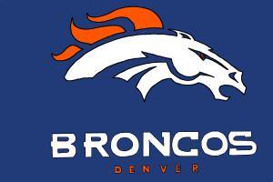 300x200 How To Draw The Denver Broncos, Nfl Team Logo