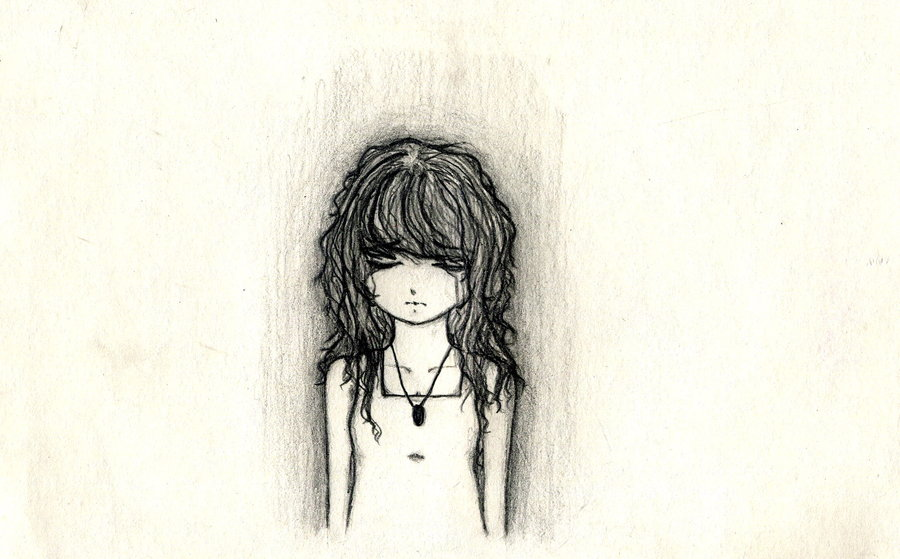 Depressed Drawing At Getdrawings Com Free For Personal Use