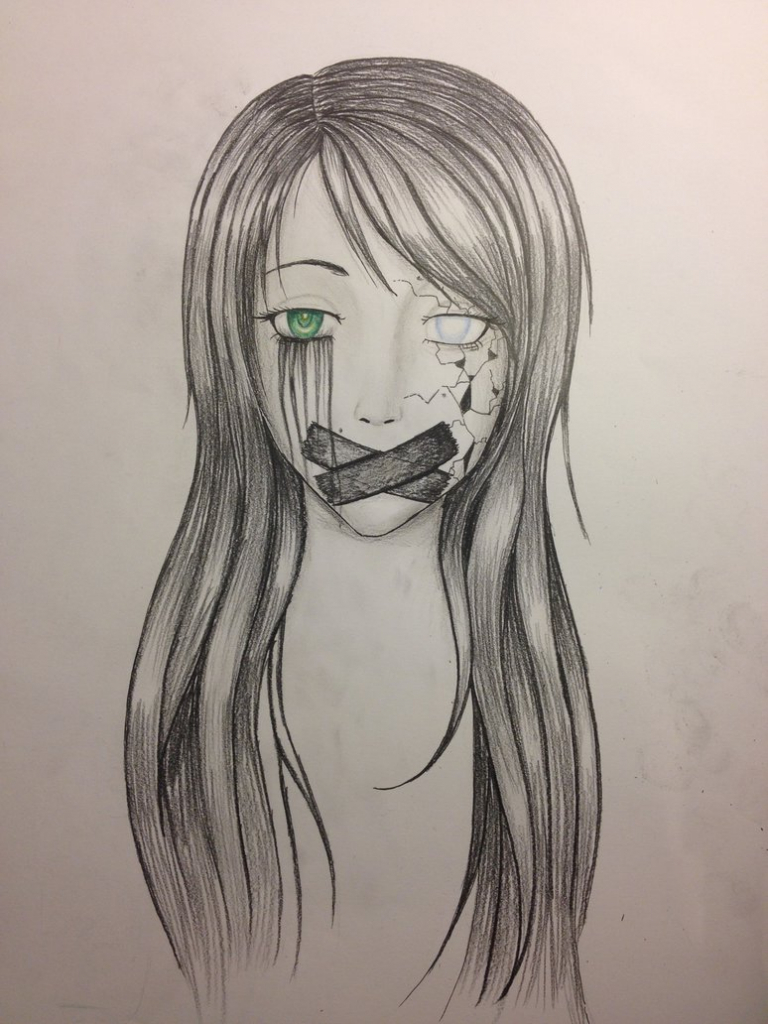 Depressing Drawing Ideas At Getdrawings Com Free For Personal Use