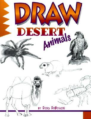 306x400 Draw Desert Animals By Doug Dubosque