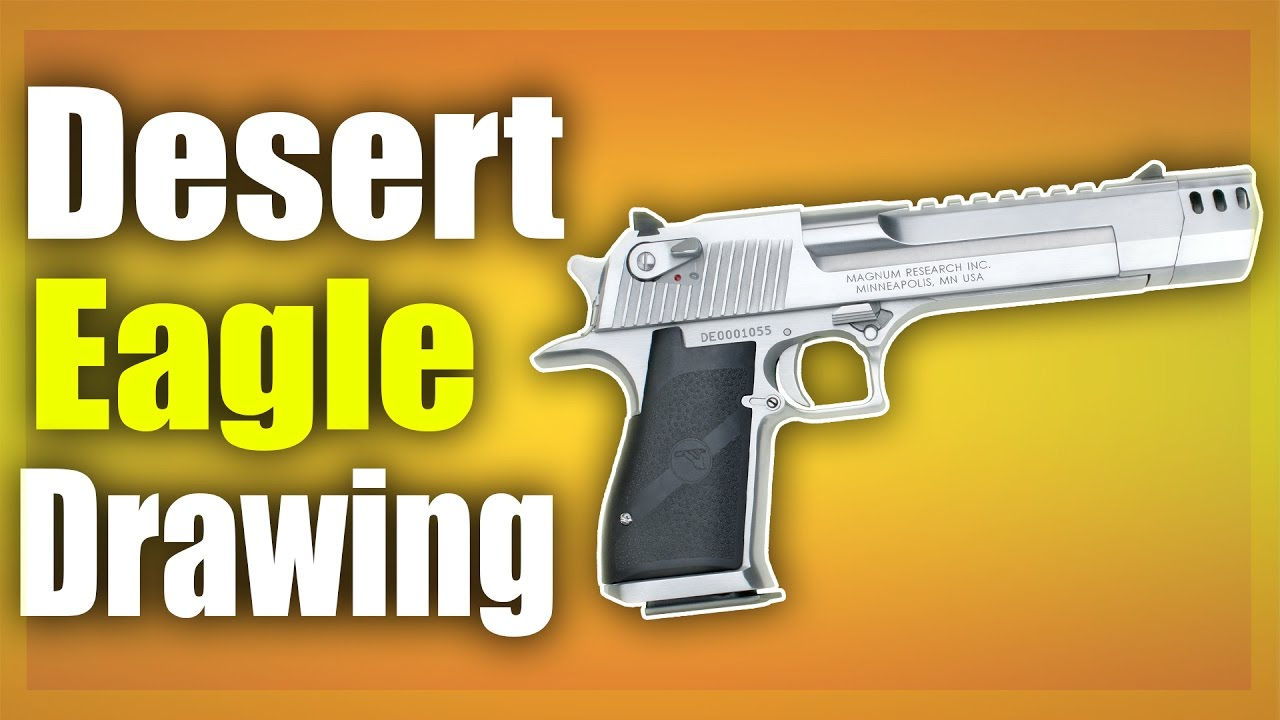 1280x720 Desert Eagle Speed Draw