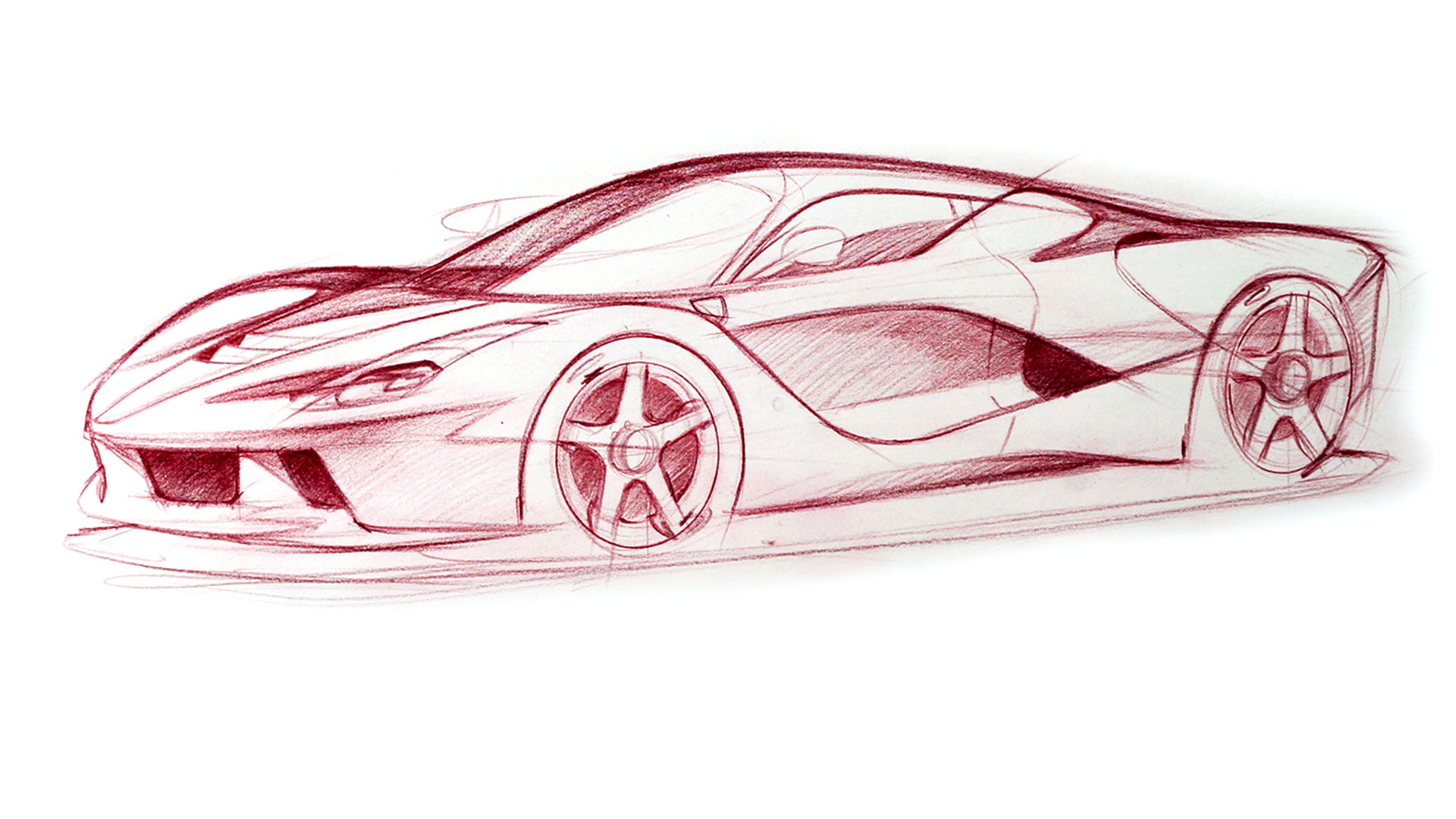 1920x1080 Car Design Drawings Developing Awesome Line Quality