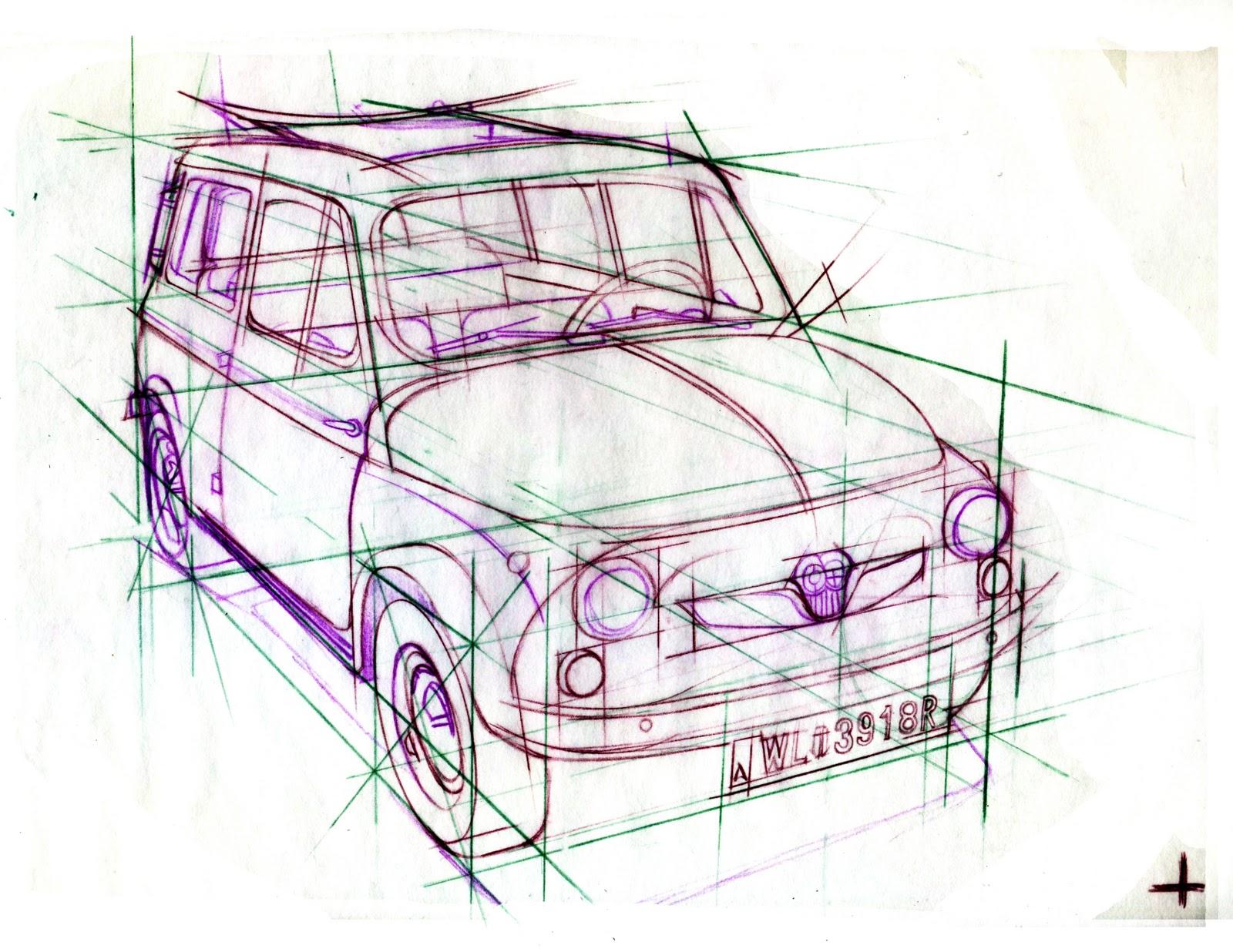 1600x1236 T R I P L E E Y E L I D S A R T Industrial Design Drawing