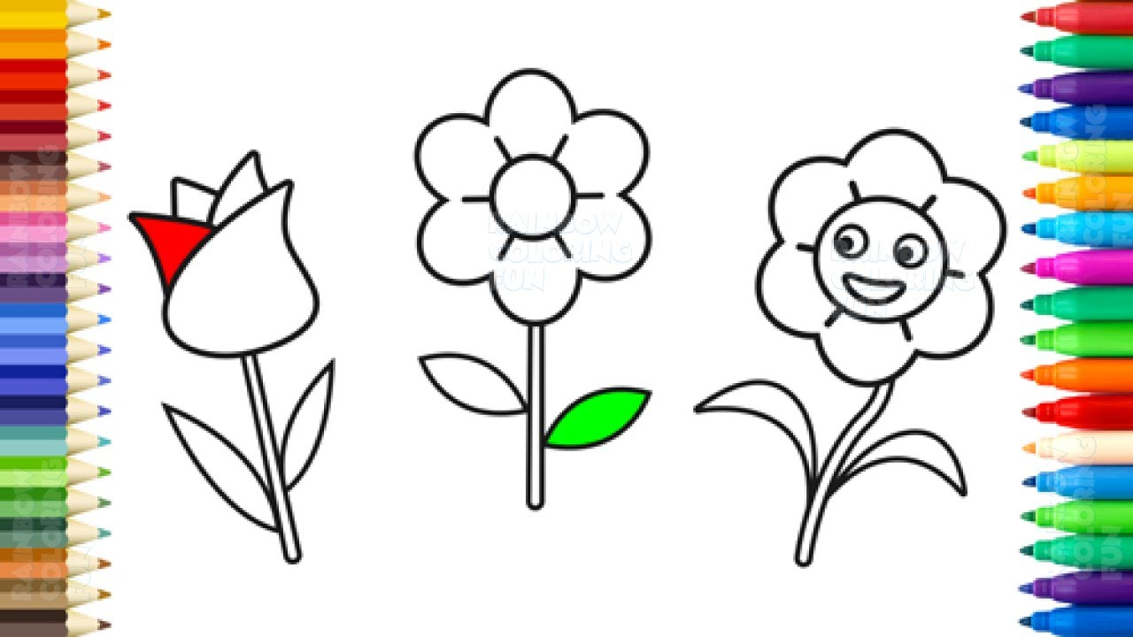 1280x720 Drawing Poses Ideas Learn How To Draw Flowers People Home Design 1