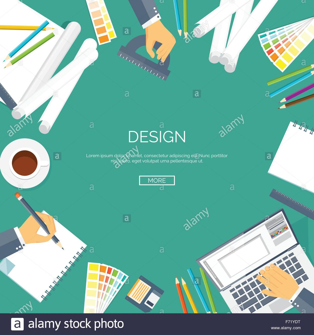 1300x1390 Vector Illustration. Flat Background. Web Design , Drawing