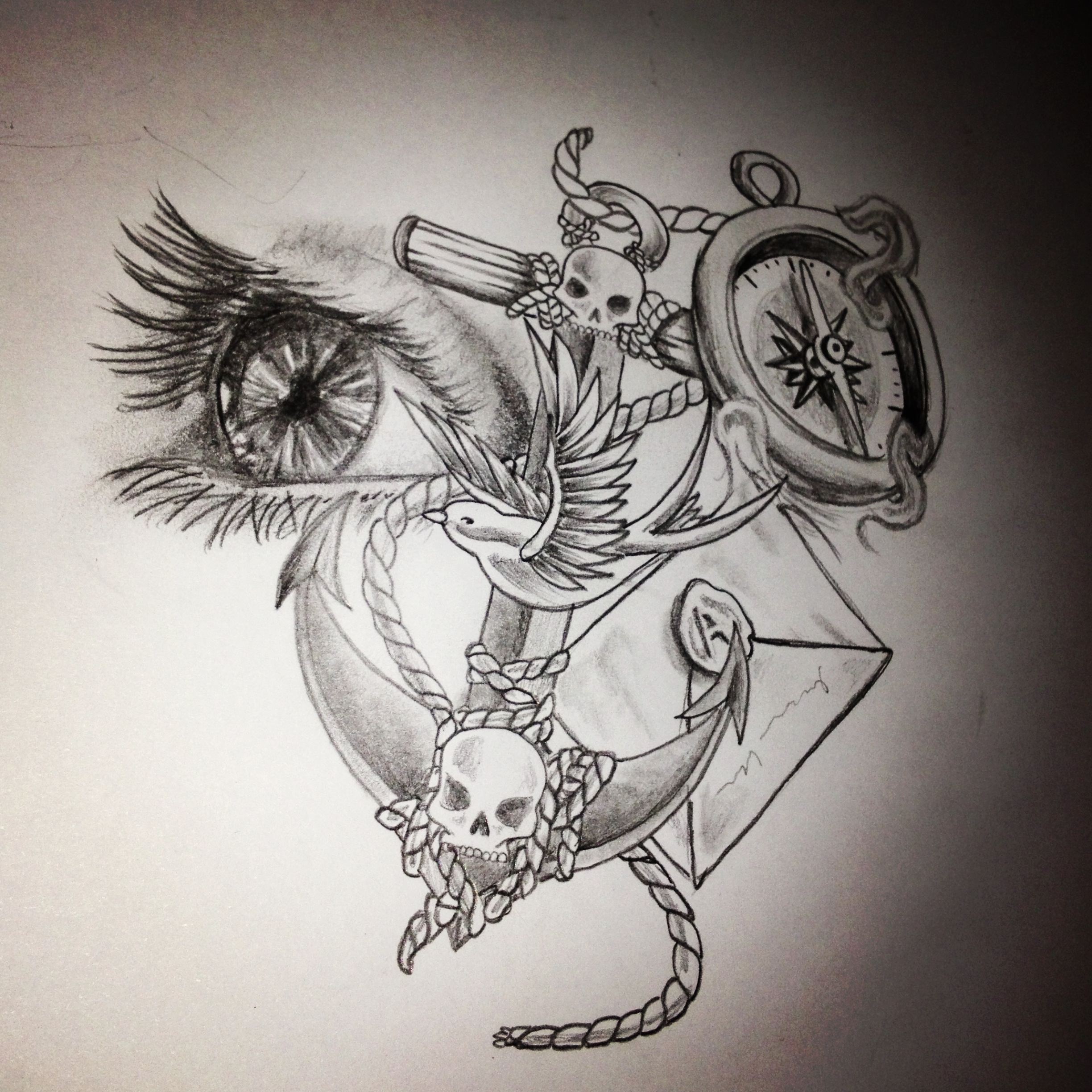 Designs For Tattoos Drawing At GetDrawings.com