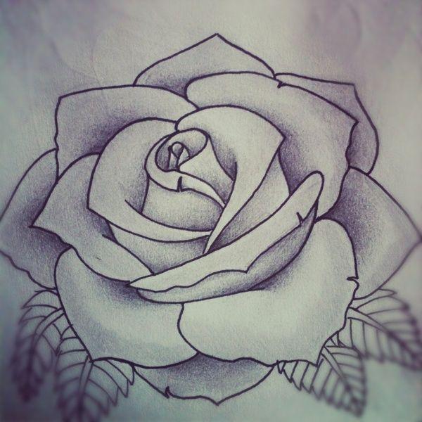 600x600 Rose Tattoos Designs Elaxsir