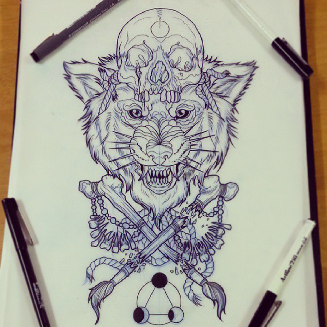 1280x1280 Tattoo Design Tumblr