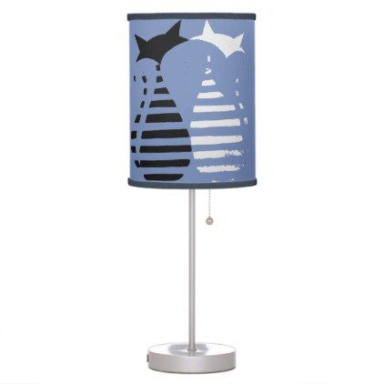 422x422 Abajur Of Childish Table Cats Desk Lamp