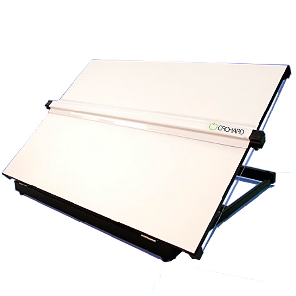 600x600 Priory A1 Desktop Drawing Board Orchard Graphicair