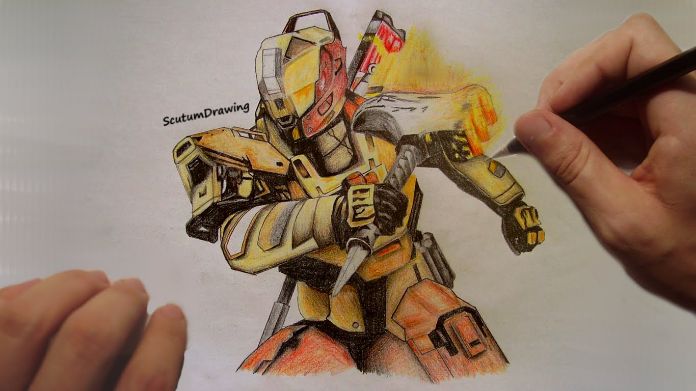 1366x768 Sunbreaker Titan