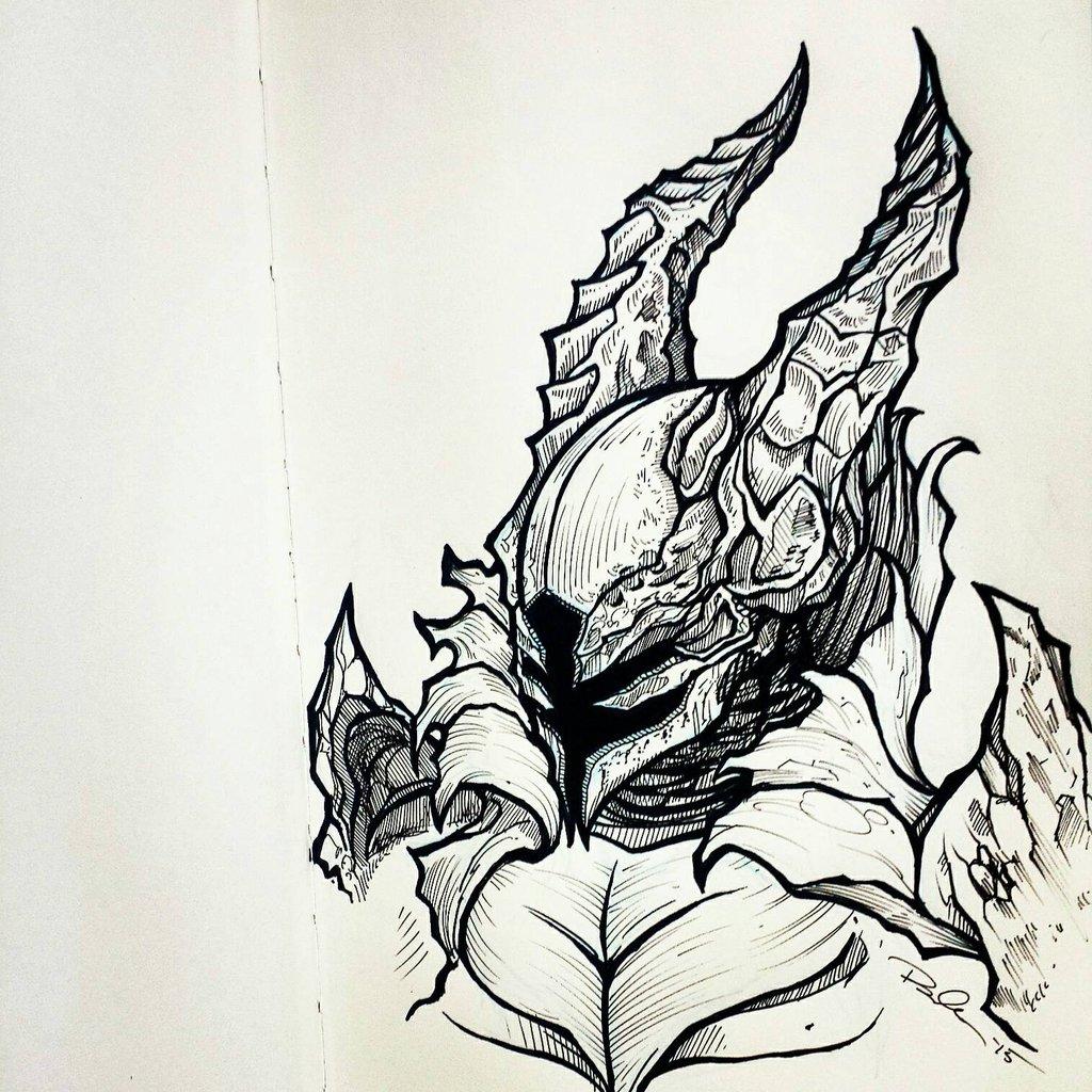 1024x1024 Warlock From Destiny In Deathsinger Armor By Koboneart