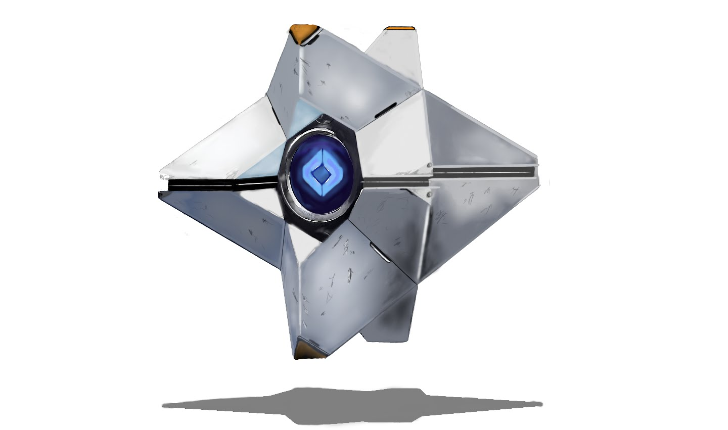1440x851 Destiny Ghost Sketch