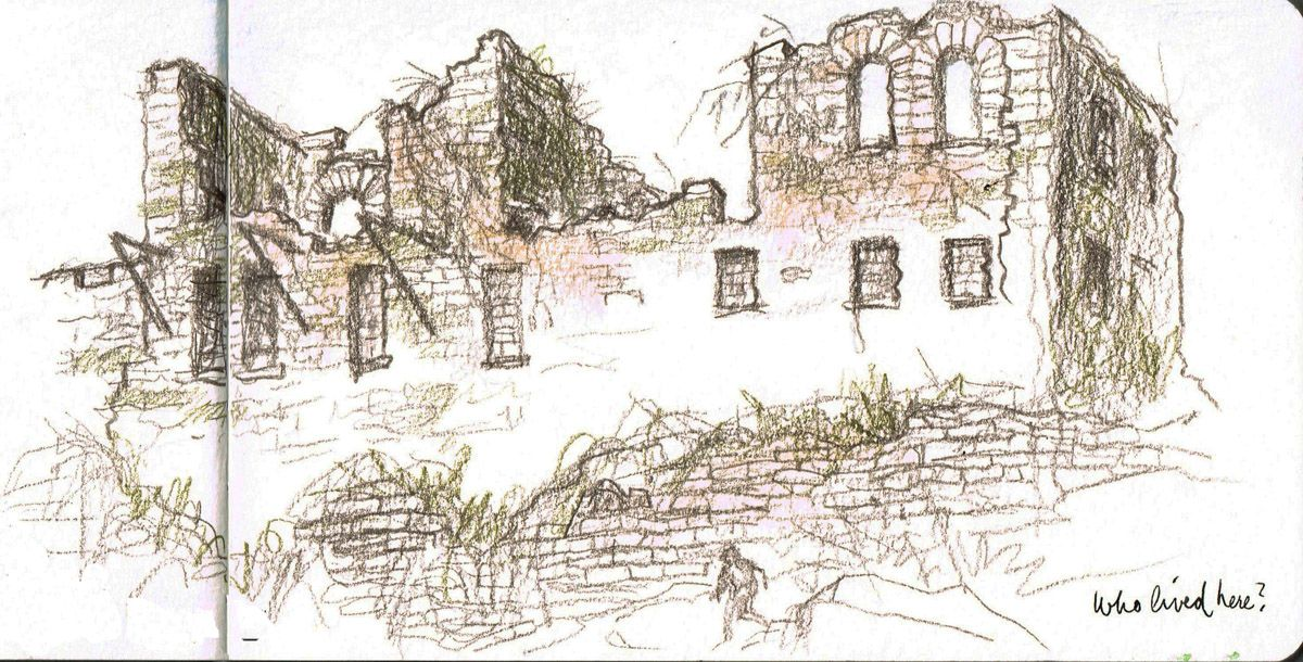 1200x610 Image Result For How To Draw Ruined Buildings Art References