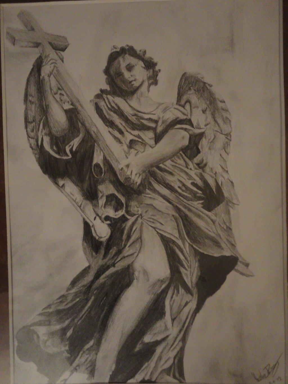 1024x1365 Drawing An Angel