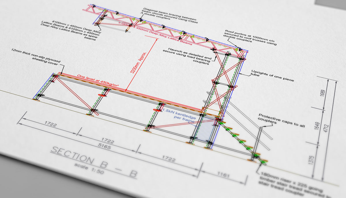 1200x688 Scaffolding And Temporary Works Design Drawings