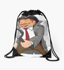 210x230 Detective Drawing Drawstring Bags Redbubble