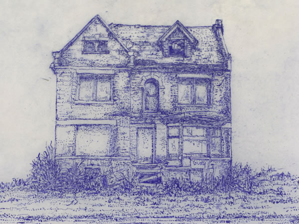 Line Drawing Of Your House : Detroit drawing at getdrawings free for personal use