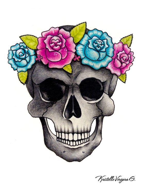 552x727 Art, Calavera, Catrina, Chic, Colors, Design, Dia De Los Muertos