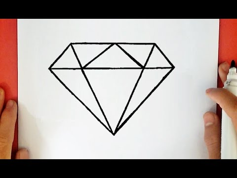 Diamond Drawing Simple At Getdrawings Com Free For