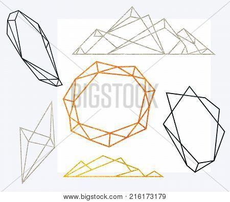 450x395 Diamond Shape Images, Illustrations, Vectors