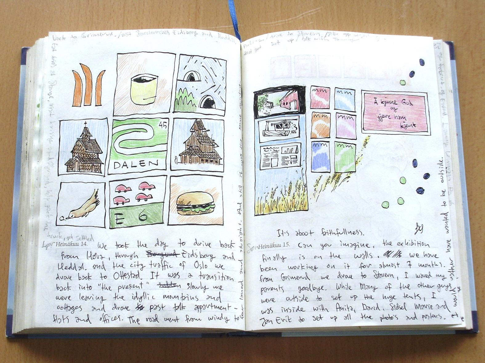 1575x1181 Jan Illustration Blog Drawing Diary 14 And 15 July