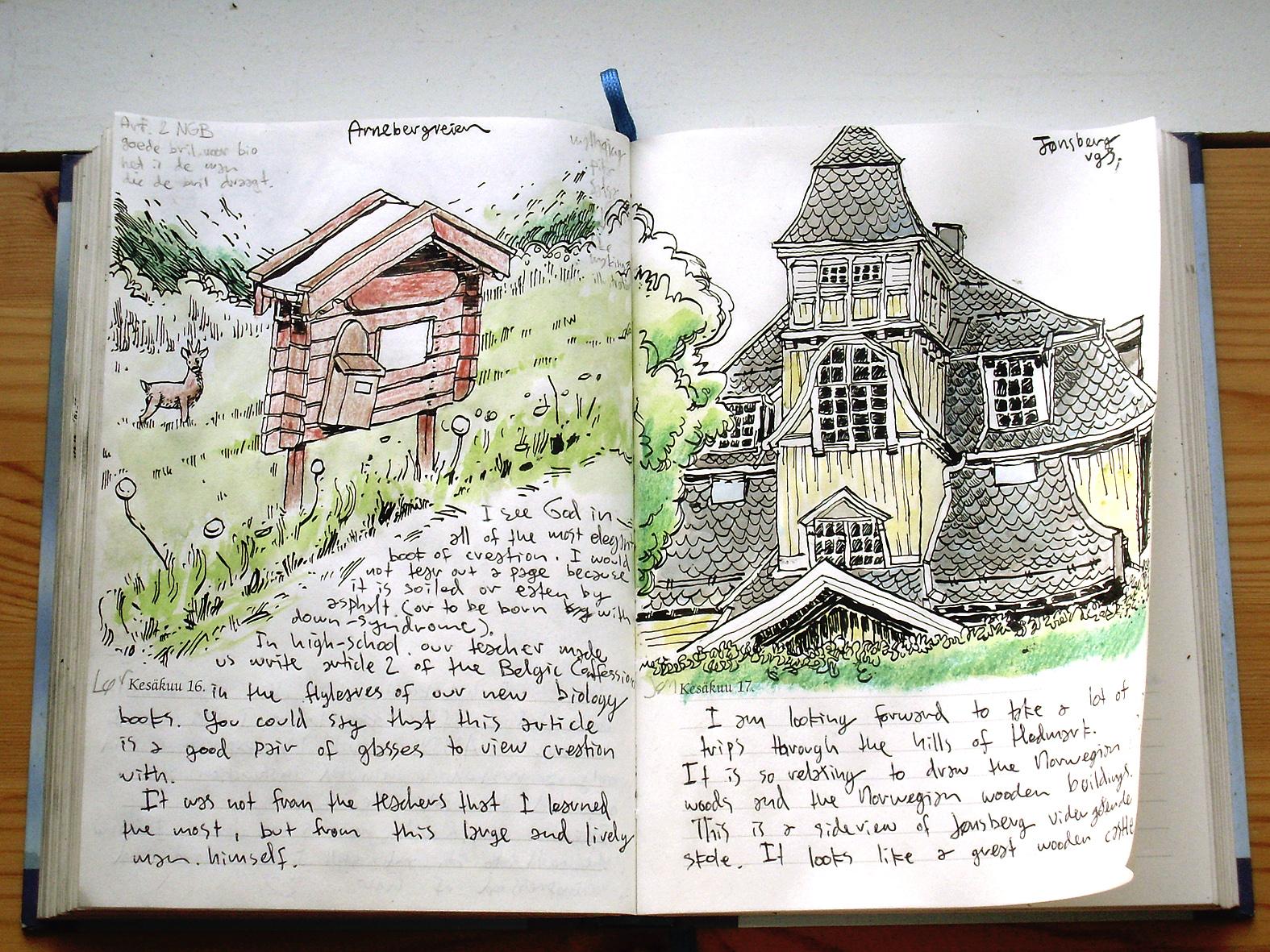 1575x1181 Jan Illustration Blog Drawing Diary 16 And 17 June