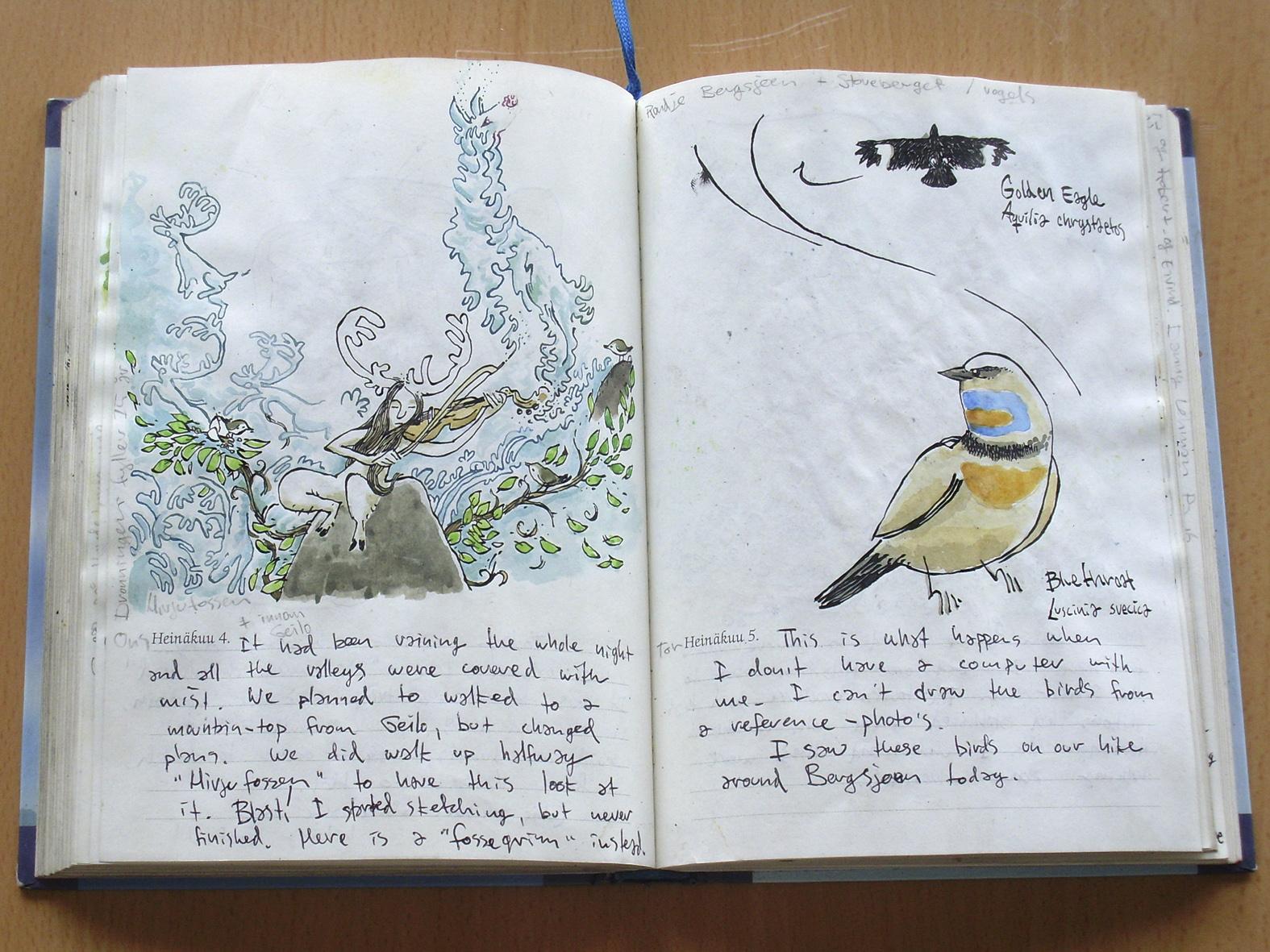 1575x1181 Jan Illustration Blog Drawing Diary 4 And 5 July