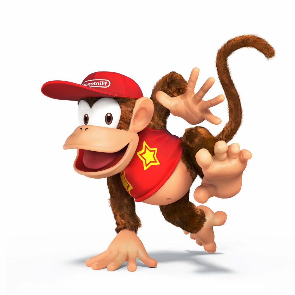 1024x1024 Best 15 Diddy Kong Drawing