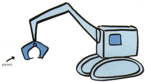 500x284 How To Draw A Digger