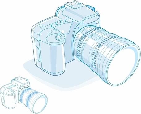 456x368 Camera Drawing Free Vector Download (90,204 Free Vector)