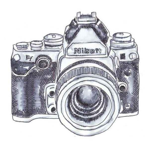 600x600 Pin By Jane On Art Draw, Cameras And Drawing Ideas