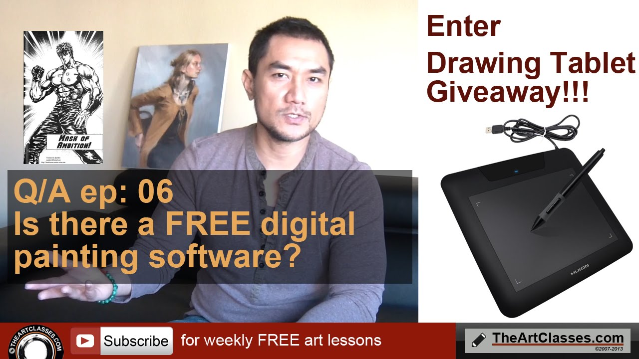 1280x720 Free Digital Painting Software For Beginners